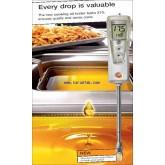 เครื่องวัดคุณภาพน้ำมันทอดอาหาร (Cooking oil) รุ่น Testo 270