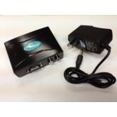 กล่องแปลงสัญญาณภาพและเสียง VGA to HDMI Converter รุ่น FY1316