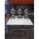 ทองม้วนไฟฟ้า ระบบแผ่นความร้อน 3 หัว