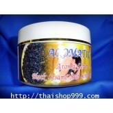 สมุนไพรขัดผิว  งาดำ + น้ำผึ้ง 500 gm