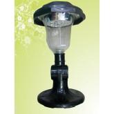 โคมไฟพลังงานแสงอาทิตย์ ขนาดหลอด LED 12 หลอด
