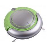 หุ่นยนต์ดูดฝุ่น พร้อมระบบเช็ดทำความสะอาดพื้นในตัว  - สีเขียว