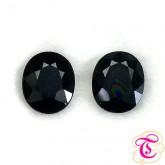 พลอยไพลินดำ (Black Sapphire) 1.70 กะรัต