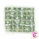 พลอยเขียวส่อง (Green Sapphire ) 2.80  กะรัต