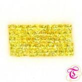 พลอยบุษราคัม (Yellow Sapphire) 2.02 กะรัต