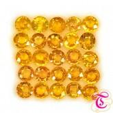 พลอยบุษราคัม (Yellow Sapphire) 3.66 กะรัต