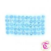 พลอยบูลโทพาส (Blue Topaz) 1.07 กะรัต