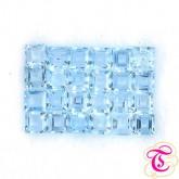 พลอยอาความารีน (Aquamarine) 1.17 กะรัต