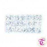 พลอยขาว (White Sapphire) 1.91 กะรัต
