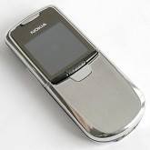 Nokia 8800 Silver!!  GSM 900/1800/1900 อุปกรณ์ครบ Made in Finland