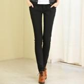 กางเกงขายาวแฟชั่นสไตล์เกาหลี NO.000572