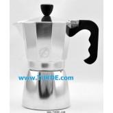 MOKA POT 6cups Ogni ora espresso coffee maker หม้อต้ม กาแฟ เอสเพรสโซ่  กาแฟสด เครื่องทำ กาแฟสด es