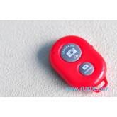 รีโมทถ่ายรูปไร้สาย สีแดง ของแท้ AshutB AB Shutter 3 Bluetooth remote shutter ใช้ได้ iOS และ Android
