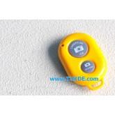 รีโมทถ่ายรูปไร้สาย สีเหลือง ของแท้ AshutB AB Shutter 3 Bluetooth remote shutter ใช้ได้ iOS  Android