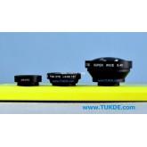 เลนส์เสริม โทรศัพท์มือถือ สีดำ ของแท้ 003 SuperWide Angle  Mobi-Lens clip DEVICE CAMERA LENS KIT