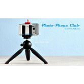 Mini Tripod Mount with Clip for Digital Camera/Gopro ขาตั้งกล้อง