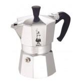 Bialetti ® Moka Express 3-Cups ขนาด 3 shot/cups Italy (200ml.) หม้อต้ม กาแฟสด