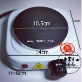 เตาไฟฟ้า ขนาดเล็ก DLD รุ่นใหม่ ปุ่มปรับ5ระดับ Hot Plate MINI stove Electric Hot Plate for MOKA POT