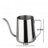 กาดริป กาแฟ สแตนเลส หนา ขนาด 0.6ลิตร / 0.6L /600cc/600มล. 20oz กาน้ำร้อน สำหรับ กาแฟดริป