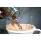 กาแฟดริป  แก้วดริปกาแฟ รูเดียว เซรามิค cuissential dripper สีขาว Ceramic Coffee Dripper ถ้วยกรองกาแฟ