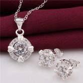 ชุดเครื่องประดับเงิน รุ่น Jewelry Gift Set No. 2119