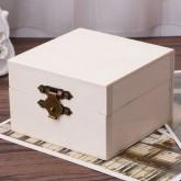 กล่องไม้อเนกประสงค์ ตกแต่งบ้าน กล่องใส่เงิน เครื่องประดับ No. 2183