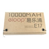 Eloop E17 Power Bank 10000 mAh ของแท้