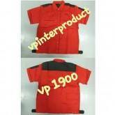 เสื้อช็อป เสื้อช่าง VP1900 ไซต์ S จำนวนสั่งซื้อ 12 - 50 ตัว @ ราคาตัวละ 340 บาท