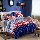 ผ้านวมราคาส่ง พร้อมผ้าปูที่นอน ขนาด 6ฟุต 6ชิ้น ราคา 830/ชุด เกรดA เกรดพรีเมี่ยม