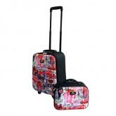 กระเป๋าเดินทาง ล้อลาก Set คู่ แม่ลูก 18 นิ้ว ยี่ห้อ ROMAR POLO (ลิขสิทธิ์แท้) ราคา พิเศษ! 990 บาท