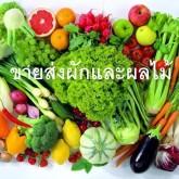 ขายส่งผักและผลไม้