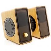 SARNWA HIFI Bamboo Speaker รุ่น S132-N