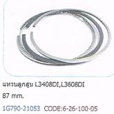 แหวนลูกสูบ L3408DI L3608DI เครื่องไดเร็คอินเจ็คชั่น