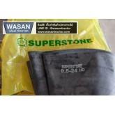 ยางในรถไถ 9.5 ขอบ 24 Superstone Made in Thailand