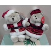 พร้อมส่ง Starbucks...Bearista Bear 2015  (ขายคู่)