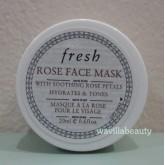 พร้อมส่ง Fresh Rose Face Mask  20 ml.