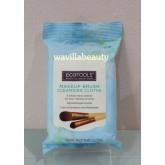พร้อมส่ง Ecotools : Makeup Brush Cleansing Cloths 25 pcs