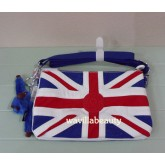 พร้อมส่ง Kipling (UK) : Creativity X Small Shoulder Bag - ลาย Union Jack