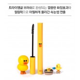 Missha The Style Line Friends Edition 3D Mascara ‎เป็ดแซลลี่ Sally 7g