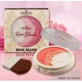 สินค้าขายดี ปัดแก้ม OD149 odbo โอดีบีโอ โรส บลัช ขายปลีก ส่ง