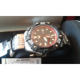 SEIKO BLUE SAMURAI LIMITED Automatic Men\'s Watch รุ่น SRP525K1