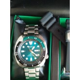 SEIKO Prospex Green Turtle  รุ่น SRPB01K1 Limited Edition Automatic Men\'s Watch