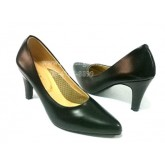 รองเท้าแฟชั่นส้นสูงสีดำ,คัชชูสีดำ ขายส่งยกโหล