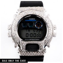 CUSTOM G-SHOCK CASE-DW-6900 SERIES [White Case]