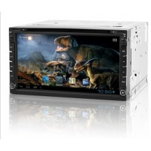 2DIN Android car DVD Player รุ่น Roadasauras หน้าจอ7นิ้ว,GPS,WiFi,Analog TV