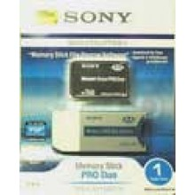 Memory Stick Pro Duo 2 GB  High Speed SONY (กล้อง)