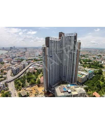 ขาย คอนโด UNIXX South Pattaya 62 ตรม. ห้องมุม วิวสวย ถูกกว่าโครงการ เพียง 4.65 ล้าน