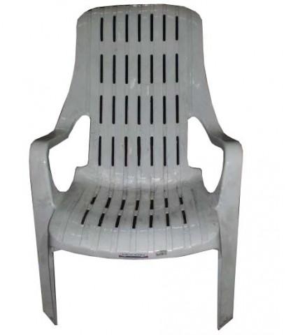 เก้าอี้สบาย V8 สีขาว