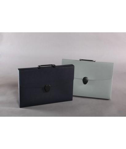 กระเป๋าหิ้ว B-147 คละสีทึบ