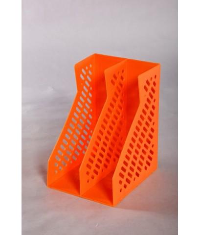 กล่องเอกสาร BF-2001/2 สีส้ม